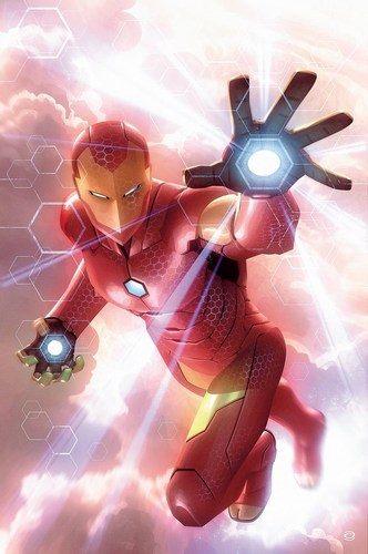 Invincible Iron Man (2015) #2 (1:25 Garner Variant)