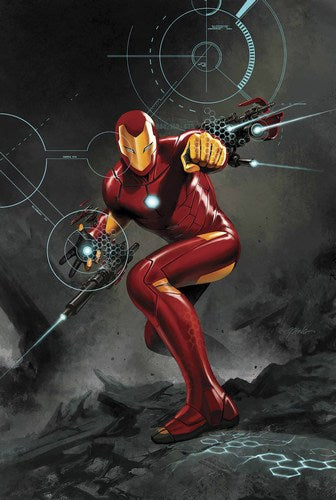 Invincible Iron Man (2015) #3 (1:25 Epting Variant)