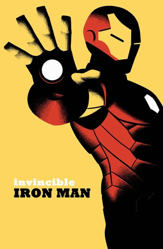 Invincible Iron Man (2015) #6 (1:20 Cho Variant)
