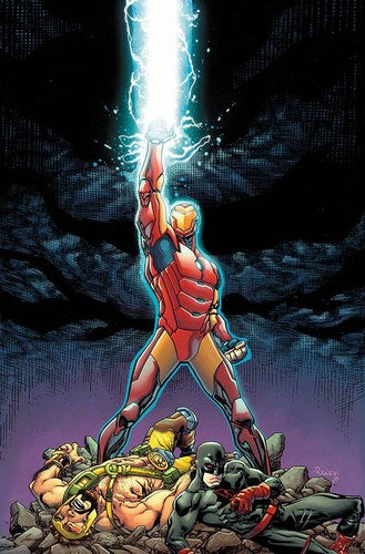 Invincible Iron Man (2015) #10 (CW Reenactment Variant)