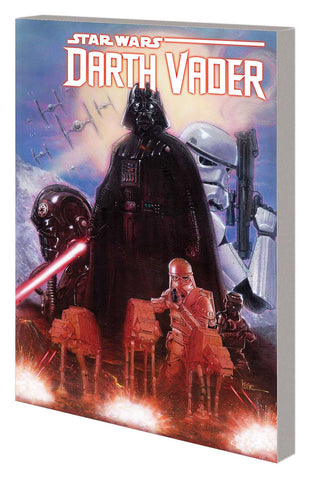 Star Wars Darth Vader TP Volume 3 (Shu Torun War)