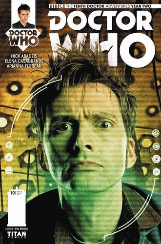Doctor Who 10th Year Two (2015) #10 (Cover B Photo)