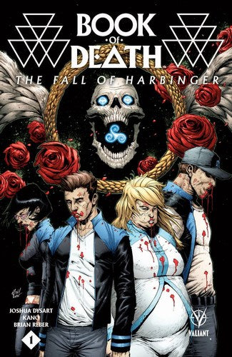 Book of Death Fall of Harbinger (2015) #1 (Cover D 1:20 Incv Gill)