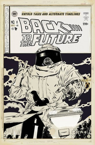 Back to the Future (2015) #1 (1:10 Variant)