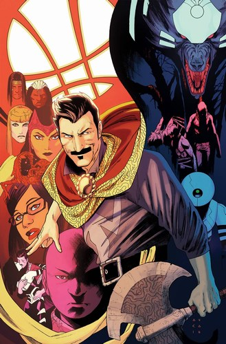 Doctor Strange (2015) #6 (Story Thus Far Variant)