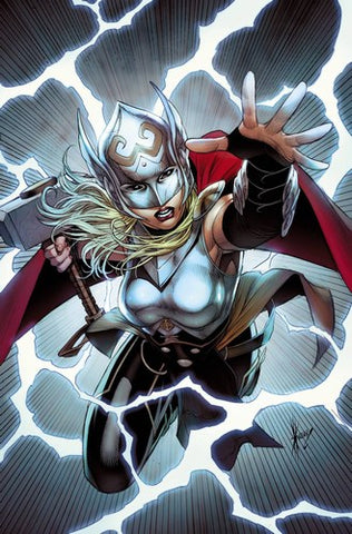 Thors (2015) #4 (1:25 Keown Variant)