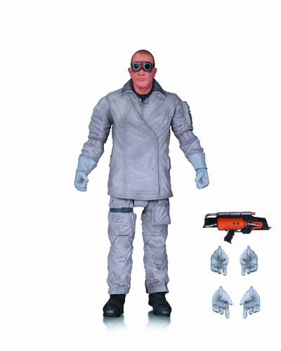 Flash TV Heat Wave Action Figure