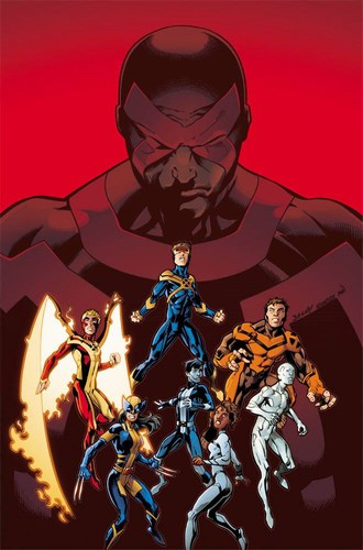 All New X-Men (2015) #4 (1:10 Bagley Story Thus Far Variant)