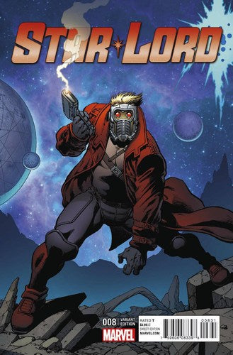 Star-Lord (2015) #8 (Starlin Variant)