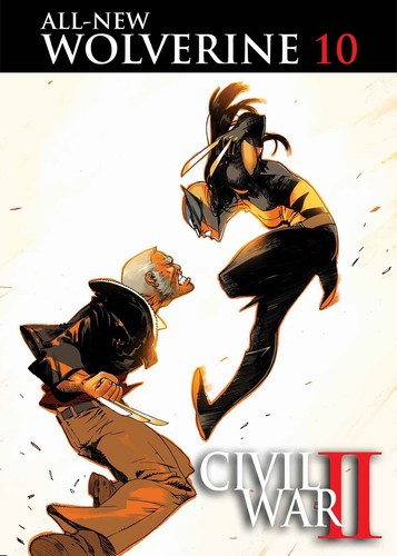 All New Wolverine (2015) #10