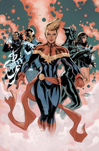 Ultimates (2015) #1 (1:25 Dodson Variant)