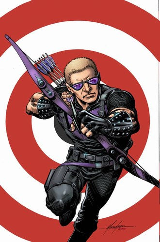 All New Hawkeye Volume 2 (2015) #1 (1:25 Grell Classic Variant)