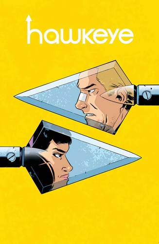 All New Hawkeye Volume 2 (2015) #5