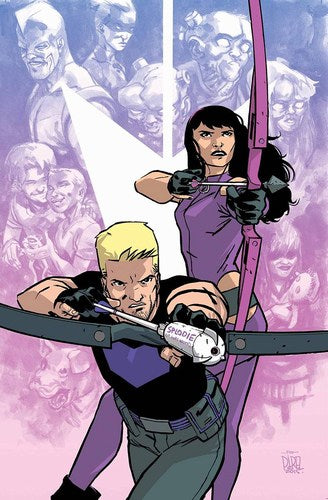 All New Hawkeye Volume 2 (2015) #6