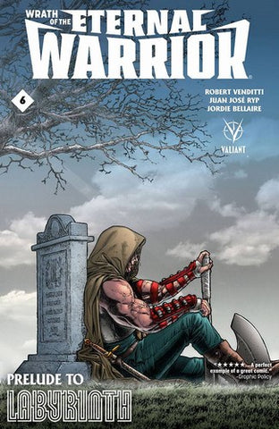 Wrath of the Eternal Warrior (2015) #6 (Cover B Ryp)