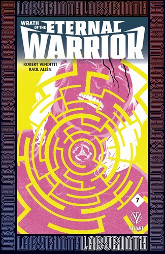 Wrath of the Eternal Warrior (2015) #7 (Cover A Allen (New Arc))