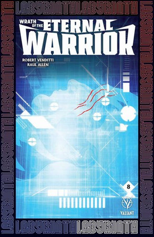 Wrath of the Eternal Warrior (2015) #8 (Cover A Allen)