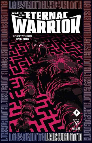 Wrath of the Eternal Warrior (2015) #9 (Cover A Allen)