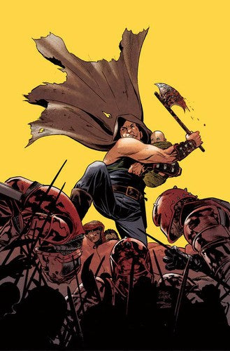 Wrath of the Eternal Warrior (2015) #9 (Cover D 1:10 Variant Lieber)