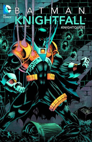 Batman Knightfall TP New Edition Volume 2 Knightquest