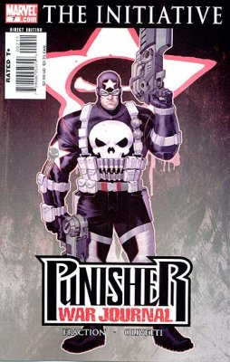 Punisher: War Journal (2006) #7 (Cover B)