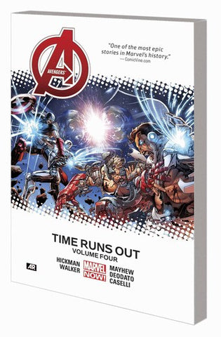 Avengers Time Runs Out TP Volume 4