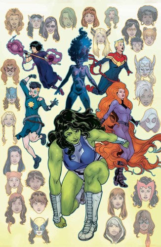 A-Force Volume 2 (2015) #1 (1:25 Ibanez Variant)