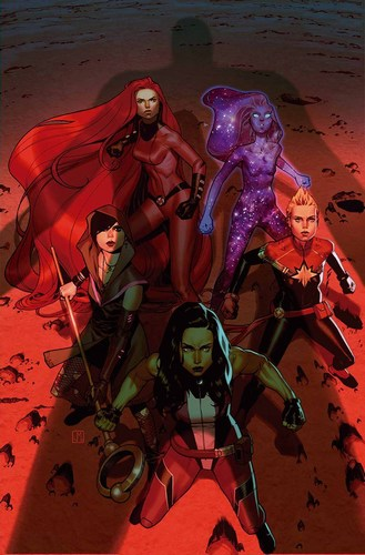 A-Force Volume 2 (2015) #4
