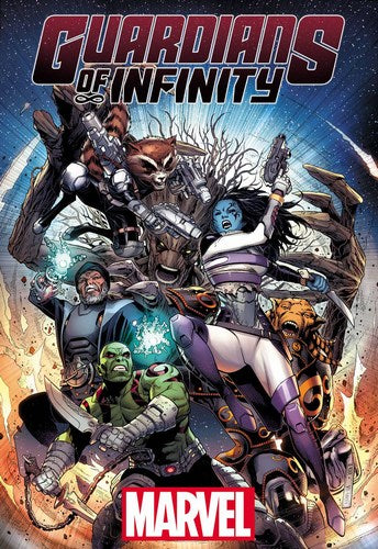 Guardians of Infinity (2015) #1