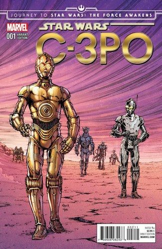 Star Wars Special C-3PO (2015) #1 (1:25 Classic Variant)