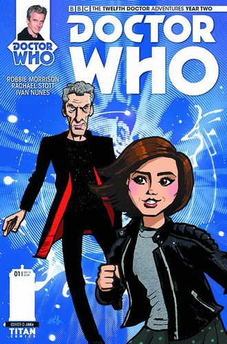 Doctor Who 12th Year 2 (2015) #1 (Jake Variant)