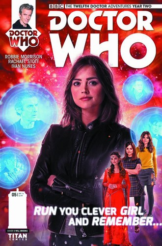 Doctor Who 12th Year 2 (2015) #5 (Cover B Photo)
