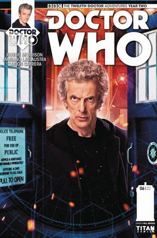 Doctor Who 12th Year 2 (2015) #6 (Cover B Photo)