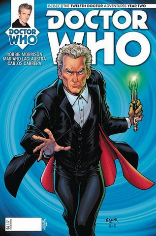 Doctor Who 12th Year 2 (2015) #6 (Cover C Nauck)
