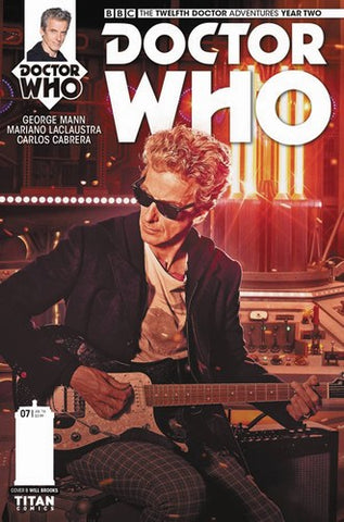 Doctor Who 12th Year 2 (2015) #7 (Cover B Photo)