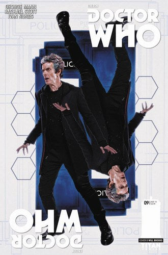 Doctor Who 12th Year 2 (2015) #9 (Cover B Photo)