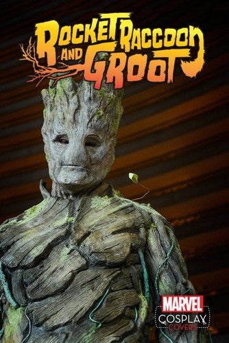 Rocket Raccoon and Groot (2016) #1 (1:15 Cosplay Variant)