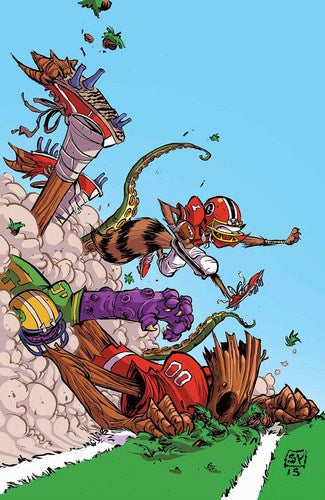 Rocket Raccoon and Groot (2016) #4