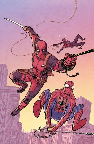 Spider-Man Deadpool (2016) #3 (1:25 Chiang Variant)