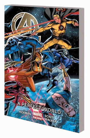 New Avengers TP Volume 4 Perfect World