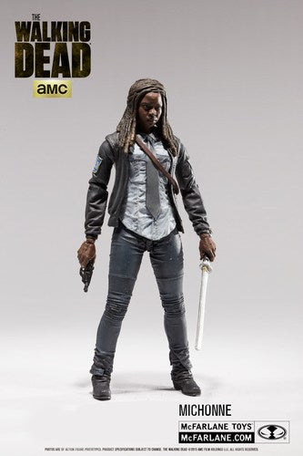 Walking Dead TV Series 9 Constable Michonne Action Figure