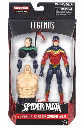 Spider-Man Legends Speed Demon Action Figure