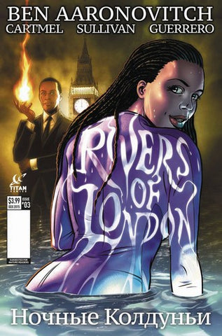 Rivers of London Night Witch (2016) #3 (Cover A Sullivan)