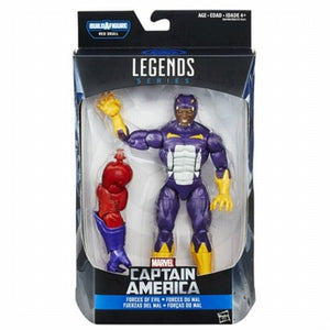"Captain America Civil War Legends Cotton Mouth 6"" Action Figure"