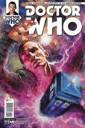 Doctor Who 9th (2016) #2 (Cover A Wheatley)