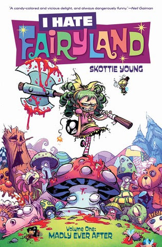 I Hate Fairyland TP Volume 1 (Madly Ever After)