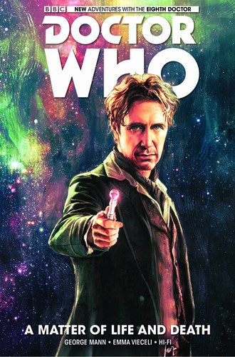 Doctor Who 8th HC Volume 1