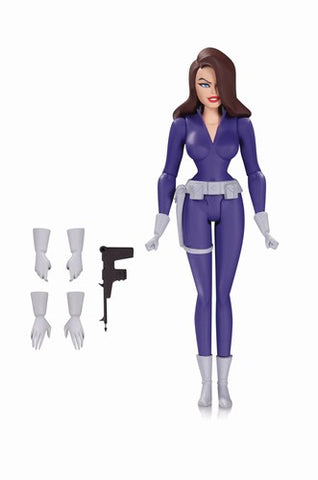 Batman Animated Series New Batman Adventures Talia Al Ghul Action Figure