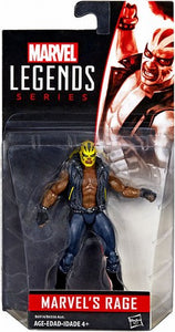 "Marvel Legends Rage 3.75"" Action Figure"