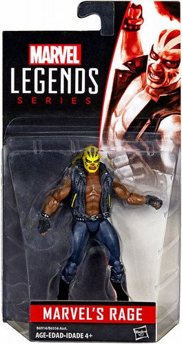 Marvel Legends Rage 3.75